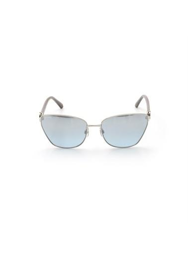 Swarovski Güneş Gözlüğü Gümüş